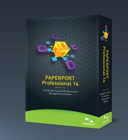PaperPort 14 – сканирование документов с мобильными и облачными функциями