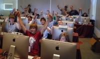 Компьютерный лагерь для обучения детей